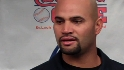 Pujols on contract negotiations