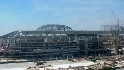 New Marlins Ballpark time-lapse