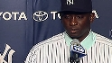 Soriano on new role in bullpen