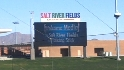 Teams tour Salt River Fields