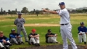 Wilson teaches pitching