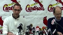 DeWitt, Mozeliak on Pujols