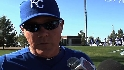 Yost talks Tim Collins' height