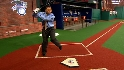 Diamond Demo: Bautista's swing