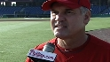 Sandberg on Utley, managing