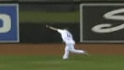 Hairston's diving catch