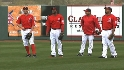 Scioscia on Angels&#039; outfield
