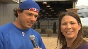 Emily chats with Kinsler