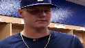 Latos on his first spring start