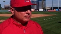 Scioscia on Wood, win