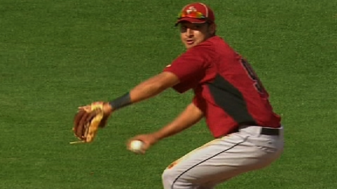 Prospect Mier looks to rebound in '14