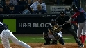 Tejeda&#039;s two-run triple