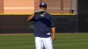 Venable on 2011 Padres