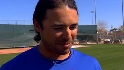 Ethier on Mattingly, camp