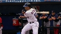 Beltran&#039;s first spring hit