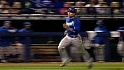 Royals' five-run fifth inning