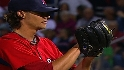 Buchholz&#039;s scoreless outing