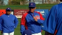 Quade on first spring as manager