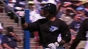Bautista&#039;s solo shot