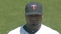 Liriano's scoreless start