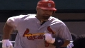 Pujols' grand slam