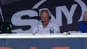 Alderson recaps roster shaping