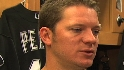 Peavy gives update on shoulder