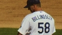 Billingsley's scoreless start