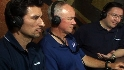 Alderson joins the booth