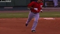 Morse&#039;s two-run homer