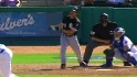Vizquel&#039;s two-run homer