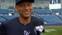 Jeter thinking wins over stats
