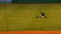 Granderson makes sliding play