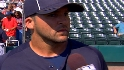 Uggla is happy to be with Braves