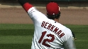 Berkman on Opening Day