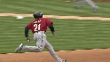 Bourn's two-run triple