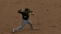 Alvarez&#039;s stop and throw