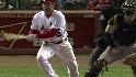 Berkman&#039;s RBI single