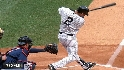 Jeter's two-bagger