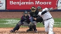 Jones&#039; RBI double