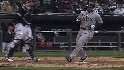 Brignac's RBI single