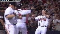 Chipper's bases-clearing double
