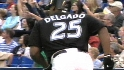 Delgado calls it a career