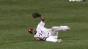 Victorino's diving catch