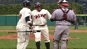 Choo&#039;s solo homer