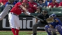 Murphy&#039;s three-run double