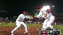 Molina's three-run shot