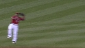 Aybar&#039;s great play