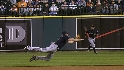 Wilson's diving catch