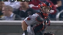 Posey throws Nix out